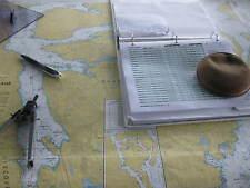 SCOPRI la navigazione, grafici marino, nautico barca a vela, radar in mare su un disco DVD