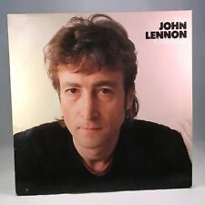 JOHN LENNON The Collection 1982 UK Vinyl LP EXCELLENT CONDITION best of e