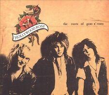DAMAGED ARTWORK CD Hollywood Rose: Roots of Guns N Roses