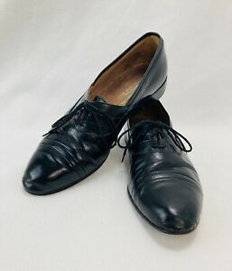 Jean Pier Clemente leather lace up oxfords Men size 9