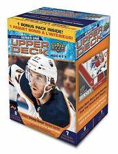 2020/21 Upper Deck Series 1 Hockey 7-Pack Blaster Box PRE-SALE SEALED