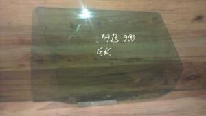 USED Genuine Door-Drop Glassrear left for SAAB 900 1996 #104149-42