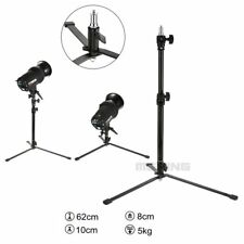 "65cm 25"" Backlight Floor Back Tripod Light Stand L-600F For Studio Strobe Flash"