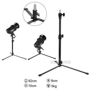 "65cm 25"" Backlight Floor Back Tripod Light Stand L-600F For Studio Strobe Flash"