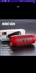 100 WATT Bluetooth speaker system portable
