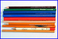 1900 Bleistifte HARDTMUTH KOH-I-NOOR MEPHISTO Czechoslovakia  Buntstifte pencils