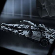 Star Wars Pewter Figurine Millenium Falcon - Licensed by Royal Selangor