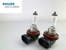 2 ×NEW!! OEM Philips H11 12362 LL 12V 55W Halogen bulb from JAPAN