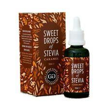 Bon Bon Sweet gouttes de stevia Caramel 50 ML zéro calories sucre de remplacemen...