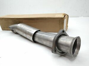Nos Am General Hummer Hummve Exhaust Pipe2990-01-190-1089 , 12338350