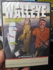 Lindner's Angling Edge Fishing Dvd Fish Video / Walleye Triggering Systems