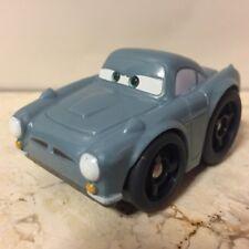 Disney Pixar Cars 2 Mattel Special Agent Finn McMissile  - NEW Loose - RARE