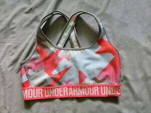 Under Armour Compression Sports Bra Size M