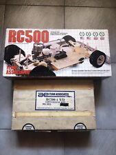 Team Associated Rc500 4wd 1speed Nib Vintage 1/8