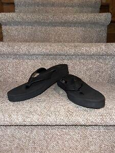 UGG Black Sandals Womens Size 12