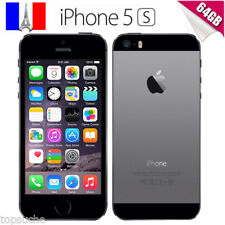 64Go Apple iPhone 5S A1533 - 4G Smartphone Gris - Téléphone Portable Débloqué