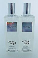 2 VICTORIA'S SECRET DREAM ANGEL SHIMMER FRAGRANCE MIST 8.4oz /250ml NEW!