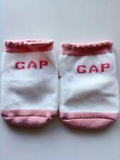 Baby Girls Children Kids Gap White Pink Warm Princess Sweet short Socks 0-1year