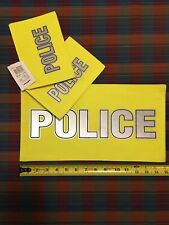 Horace Small Police 3-Piece Hi-Visibility Yellow Drop Downs