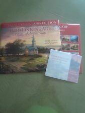 Thomas Kinkade Special Collectors Edition With Scripture 2013 Calendar COA New