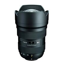Tokina opera 16-28mm f/2.8 FF Lens for Nikon F Multi-Coating Built-In Lens Hood