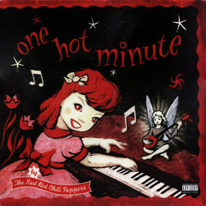 RED HOT CHILLI PEPPERS - ONE HOT MINUTE 2003 GERMAN PRESSING 2LP SEALED