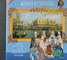 """CD Rondo Veneziano  – """"Concerto per VIVALDI"""""""