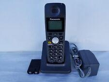 PANASONIC KX-TGA600B 5.8GHz CORDLESS HANDSET for KX-TG6021 KX-TG6071 KX-TG6073