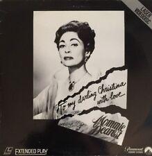 Mommie Dearest (Laserdisc) Extended Play 2 Disc Set
