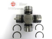 fits: TOYOTA HI LUX SURF 1989-2000 **FRONT & REAR PROPSHAFT UJ/UNIVERSAL JOINT**