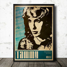 Tammy Wynette Country Music Art Poster Hank Williams Johnny Cash Dolly Parton