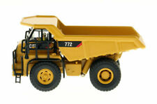 1/87 DM#85261 Off Highway Truck Construction Vehicle CAT 772  Diecast Car Toy
