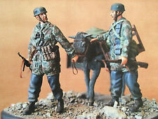 CMK Czech Master German Fallschimjäger + Donkey (2 fig.) F35032 1/35 scale