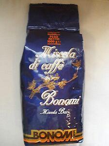 Bonomi Miscela di Caffe` Blu / Ital. 1 a Espresso / Kaffee Nr.2301