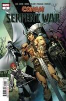 Conan Serpent War #1 Marvel Comic 1st Print 2019 unread NM