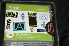 Ornamental Iron Cricut cartridge with booklet overlay box NIP