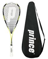 Prince Pro Rebel 950 Yellow/Black Squash Racket + Cover RRP £180