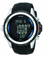Seiko Men's Digital Wristwatches