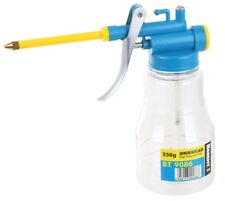 PLASTIC OIL CAN 250ML NEW
