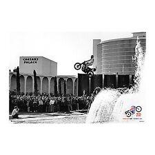 EVEL KNIEVEL - CAESAR'S JUMP POSTER 24x36 - STUNTMAN MOTORCYCLE BIKE 10960