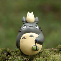 Studio Ghibli Anime My Neighbor Totoro Taking Bundle Figure Statue Toy Doll AAA