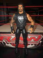 Roman Reigns - Elite Series with shirt - WWE Mattel Wrestling Figure