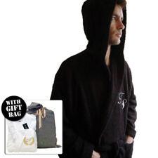 Pijamas y batas de hombre de manga larga de color principal negro
