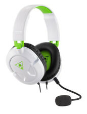 Turtle Beach Ear Force Recon 50X White Headband Headsets for Microsoft Xbox One