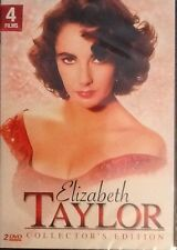 Elizabeth Taylor Collectors Edition 2 Disc DVD BRAND NEW/SEALED FREE SHIPPING