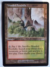 Mtg wooded foothills  x 1 great condition
