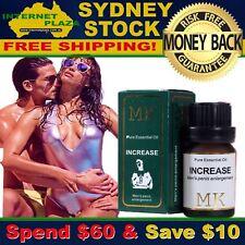 MK Penis Enlargement Erection Gel performance boosting ejaculation delay oil