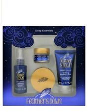 Feather & Down SWEET DREAMS Travel Set - Brand New Luxury Gift Pamper Hamper