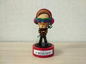 PewDiePie 1M Collectible Figurine #35,442