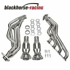 FOR 99-04 F150 4WD/RWD 5.4 MODULAR V8 STAINLESS STEEL HEADER/MANIFOLD EXHAUST